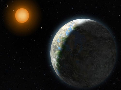 Eight new planets found in possible life-bearing zones