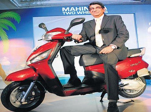 Mahindra Two Wheelers goes bullish on exports