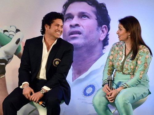 Sachin Tendulkar set to play himself in biopic