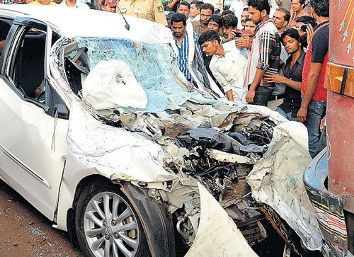Accident death figures dip to lowest in a decade
