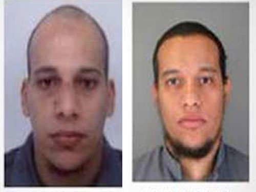 Police suspect brothers' hand in Paris shooting