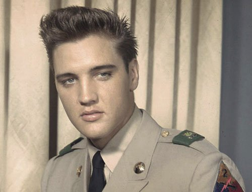 Elvis Presley's first record up for auction on 80th birthday