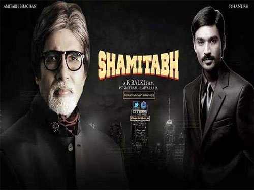 Big B teases fans with 'Shamitabh' storyline