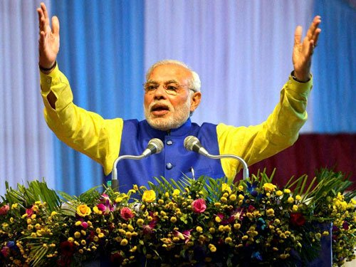 Modi moves quickly to firm up ties with Sirisena