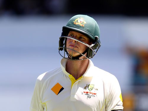 Pitches did not break up as much as expected: Smith