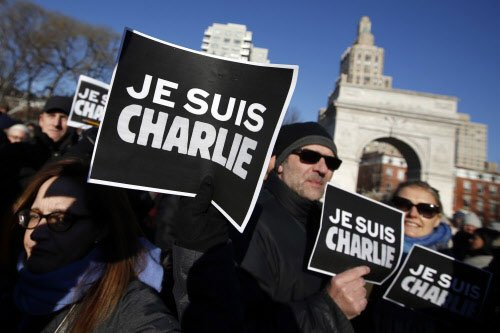 Arson attack at German paper that ran Charlie Hebdo cartoons