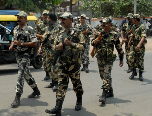 Work stress leading to social isolation of CRPF jawans: Report