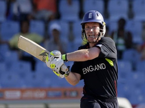 My captaincy to vary from Cook's: England skipper Morgan