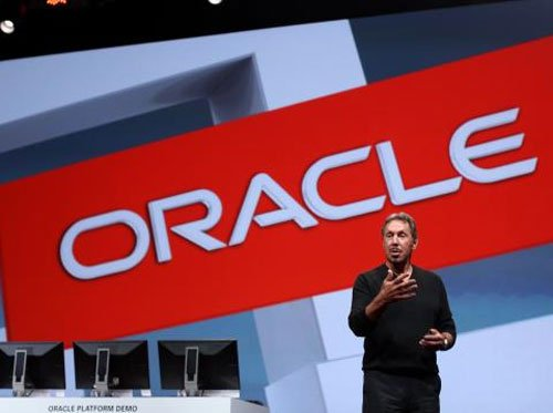 Ellison's backing helps Kurian's star to rise at Oracle