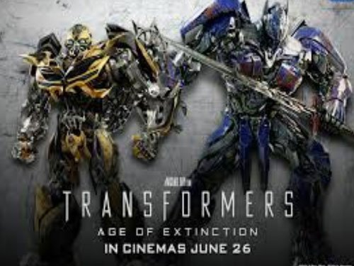 'Transformers: Age of Extinction' tops Razzie nominees