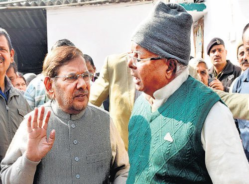 No headway in Janata merger talks