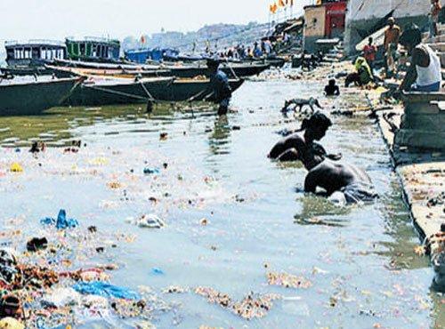 Govt motive to clean Ganga under SC lens