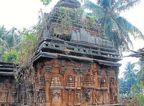 Hoysala temples in Mandya crying for attention