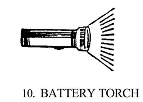 EC switches off the torch symbol