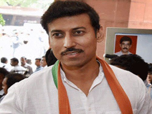 No interference in certification process: Rathore