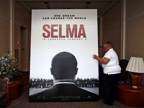 Obama hosts 'Selma' screening at White House