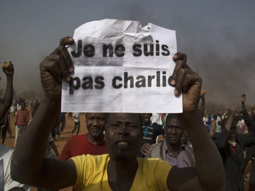 Five killed in anti-Charlie Hebdo riots in Niger