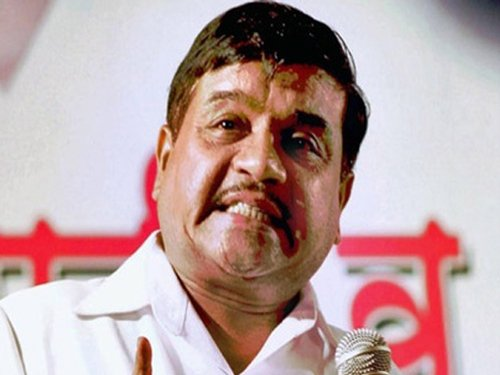 R R Patil undergoing treatment for cancer