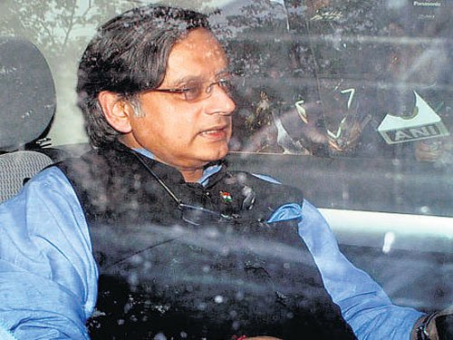 Tharoor 'cooperative', more people will be quizzed: police