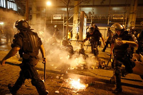 Two killed, 29 wounded in Brazil prison riot