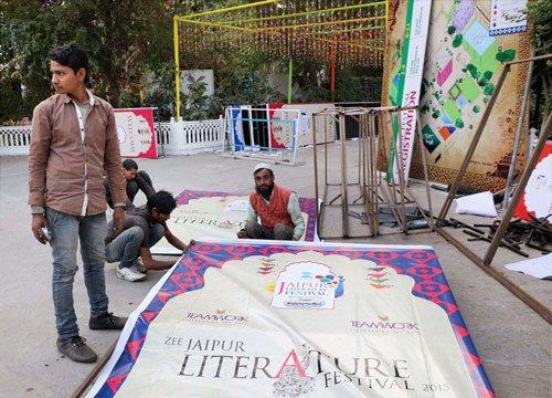 Author, poets, Bollywood celebs at 8th Jaipur Lit Festival