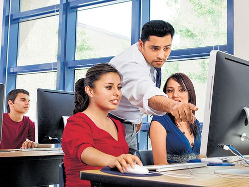 Changing nuances of new age education