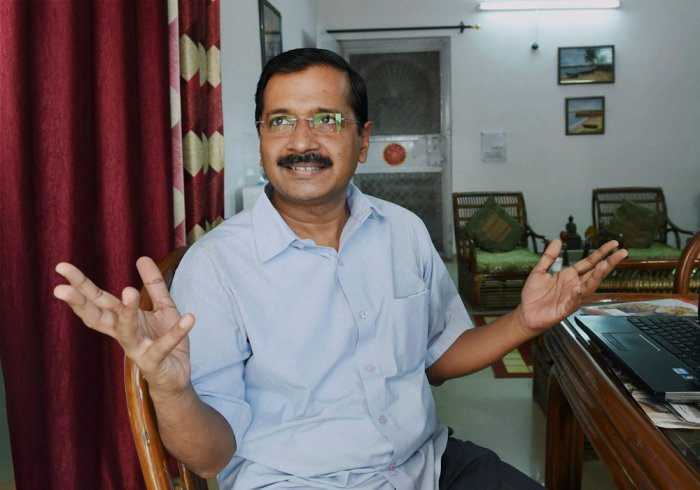 Money for vote comment aimed at cleansing politics: Kejriwal