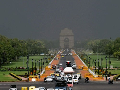 R-Day full dress rehearsal leads to traffic snarls in Delhi