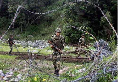 Firing exchanges between BSF, Pak Rangers in Samba sector