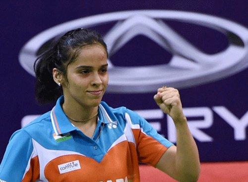 Saina, Srikanth reach finals at Syed Modi GPG