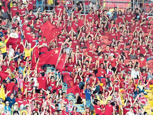 Brazilians find home in China