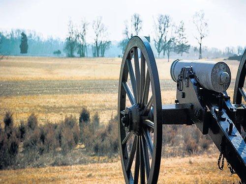 Landmark that witnessed Civil War