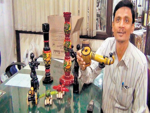 A tale of toil and triumph behind Obama's Channapatna toys