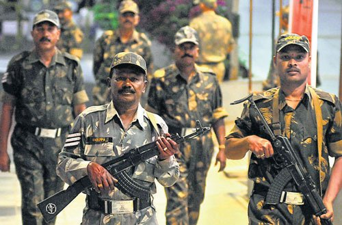 Unprecedented security in City for R-Day