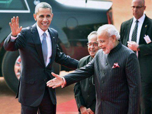 Obama to witness India's military might, cultural diversity