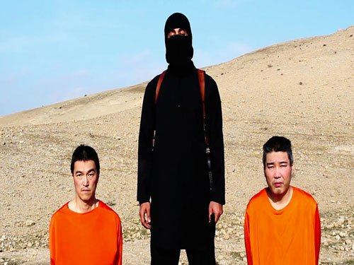 Japan stunned after video claims death of 1 of 2 IS hostages