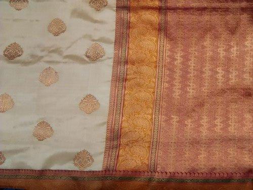 Special 'Kadhua' Banarasi silk saree for Mrs Obama