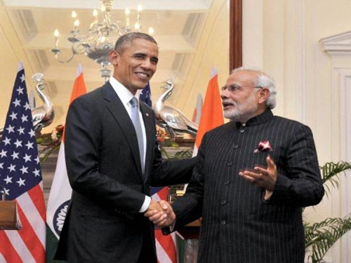 India, US announce steps to promote clean energy