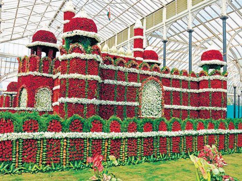 How flowers at Lalbagh exhibition retain bloom