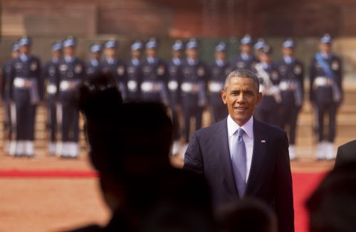 Obama to witness country's military might, cultural diversity at R-day parade