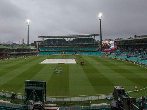 India-Australia ODI washed out