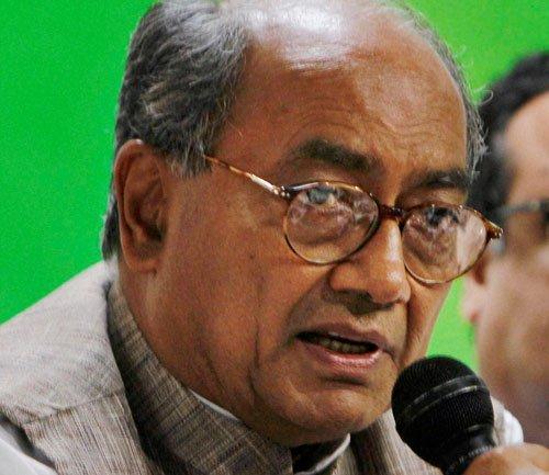 Digvijay takes a jibe at Modi on 'Ghar Wapsi' issue