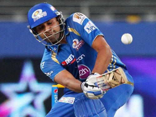 Injured Rohit unlikely to be available before WC warm-ups