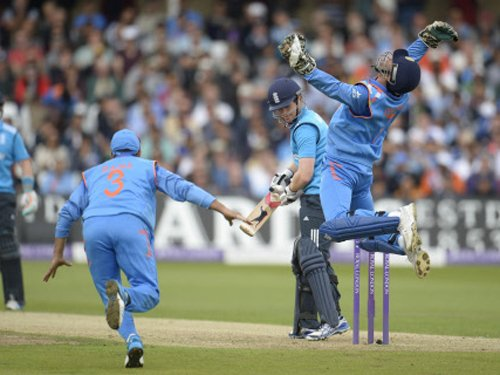 Bowlers under the cosh in ODIs