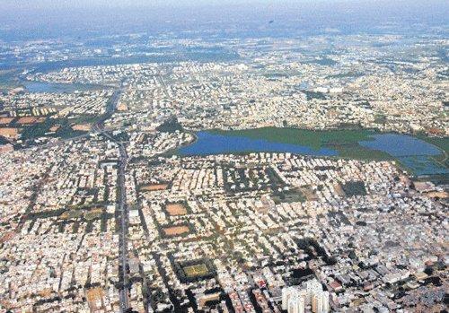 The changing face of Namma Bengaluru