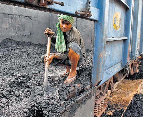 10% of Coal India to go under hammer