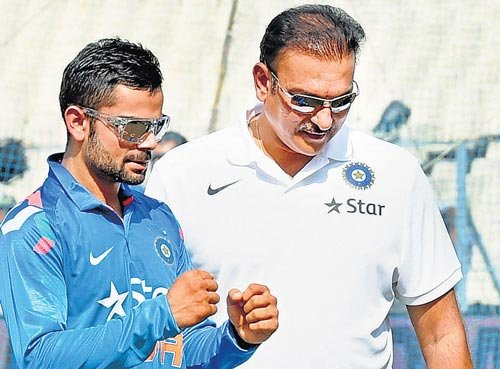 When Shastri left Aussies in a spin