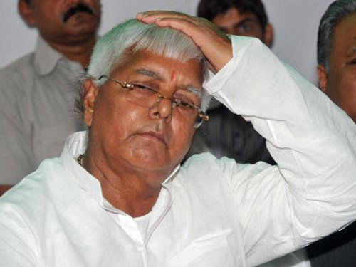 Lalu ready to go it alone