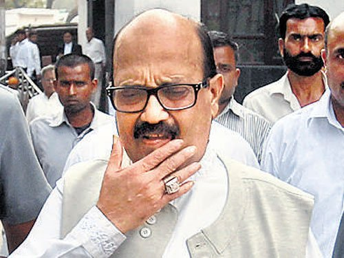 Amar Singh reiterates IPL angle
