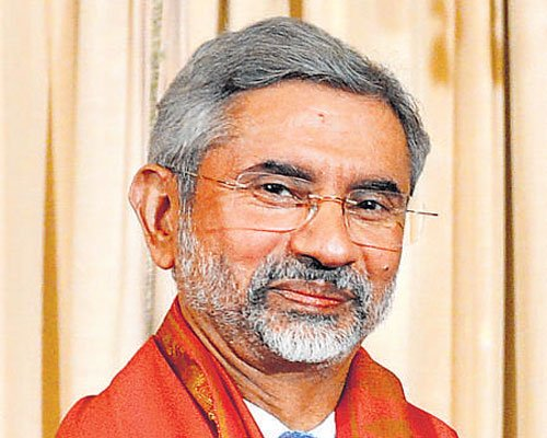 Jaishankar is new foreign secretary